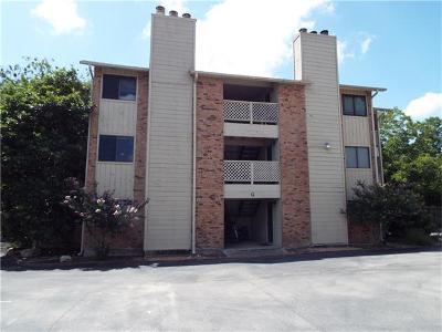 San Marcos Condo/Townhouse For Sale: 421 W San Antonio St #G-2