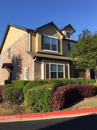 Cedar Park Condo/Townhouse Pending - Taking Backups: 1900 Little Elm Trl #90