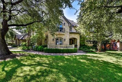 Austin Single Family Home Pending - Taking Backups: 6009 Long Champ Ct