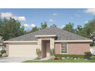 Manor Single Family Home For Sale: 14425 Estuary Rd