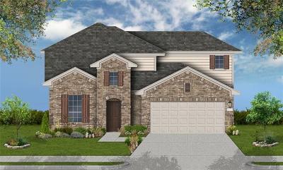 Lago Vista Single Family Home For Sale: 8116 Cannon Ct