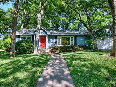 Single Family Home Active Contingent: 5600 Shady Oak Ct