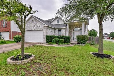 Round Rock Single Family Home Pending - Taking Backups: 17401 Orwell Ln