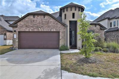 Cedar Park Single Family Home For Sale: 1400 Little Elm Trl #1406