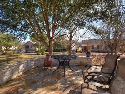 Georgetown Single Family Home For Sale: 133 Blazing Star Dr