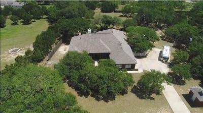 Dripping Springs Single Family Home For Sale: 1210 Oak Meadow