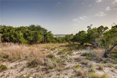 Lago Vista Residential Lots & Land For Sale: 18105 Cedar Sage Ct