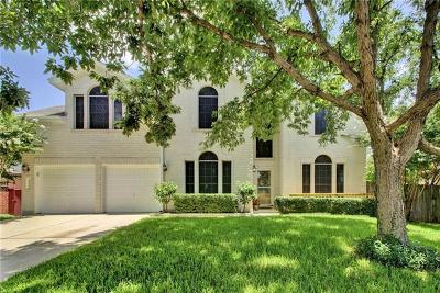 Cedar Park Single Family Home For Sale: 1638 Abbey Ln