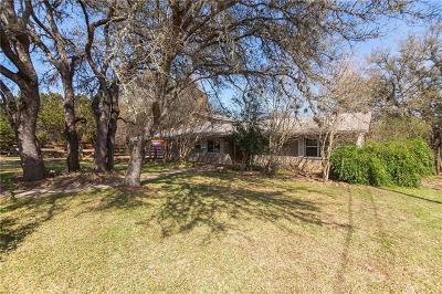Wimberley Single Family Home Pending - Taking Backups: 208 Leveritts Loop