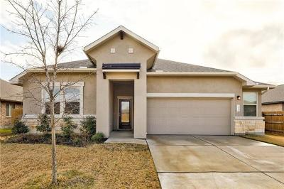 Bastrop Single Family Home For Sale: 117 Headwaters Dr