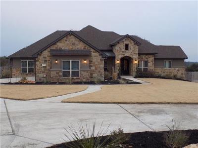 Georgetown Single Family Home For Sale: 217 Sebastian Ln