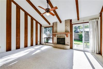 Austin Single Family Home For Sale: 8711 Millway Dr