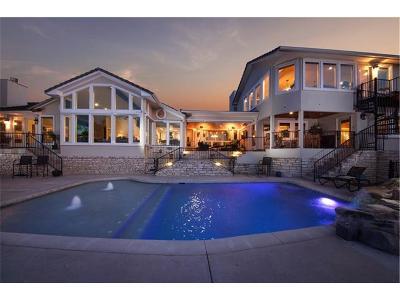 Lakeway Single Family Home For Sale: 521 Dragon