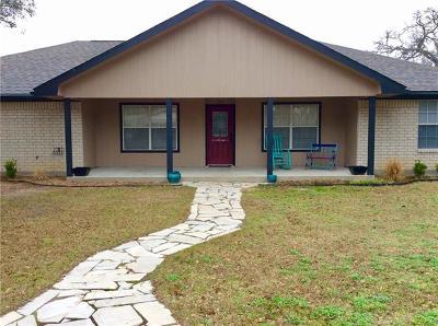 Giddings Single Family Home For Sale: 223 Joyce St