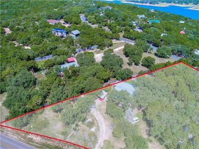 Spicewood Single Family Home Pending - Taking Backups: 20704 Thurman Bend Rd