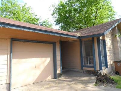 Austin Multi Family Home For Sale: 1017 Northcape Dr