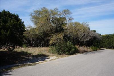 Lago Vista Single Family Home For Sale: 7400 Spanish Oak Dr