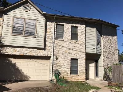 Single Family Home For Sale: 1802 Buffalo Gap Rd