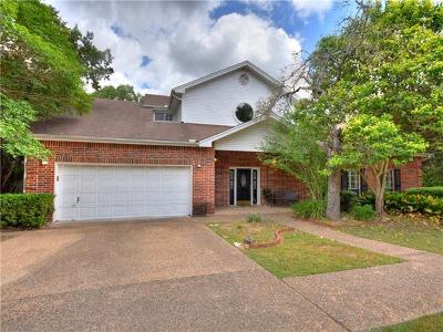 Austin Single Family Home For Sale: 6677 Whitemarsh Valley Walk