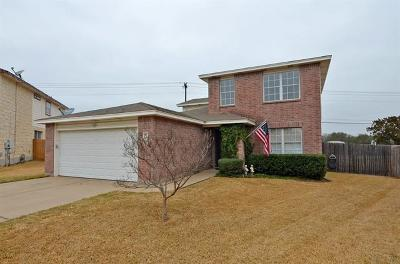 Cedar Park Single Family Home For Sale: 1808 Connors Cv