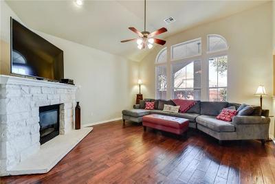 Cedar Park Single Family Home For Sale: 1509 Silver Oak Trl