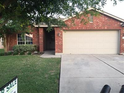 Single Family Home For Sale: 1016 Washburn Dr