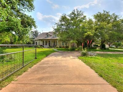 Georgetown Single Family Home For Sale: 1505 Jennings Branch Rd