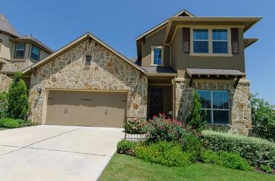 Leander Single Family Home For Sale: 3805 Benetton Way