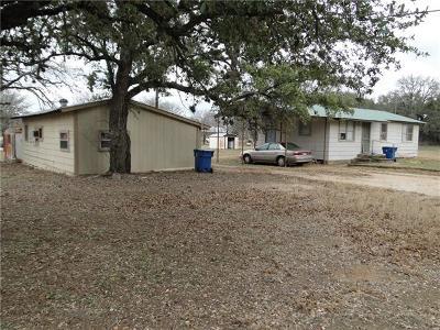Single Family Home For Sale: 713 Magnolia Ln #A &