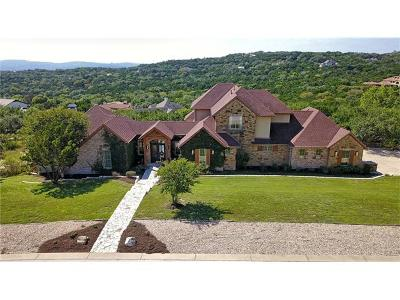 Travis County Single Family Home Active Contingent: 4213 House Of York