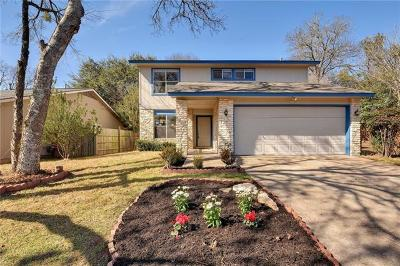 Hays County, Travis County, Williamson County Single Family Home Pending - Taking Backups: 7902 Appomattox Dr