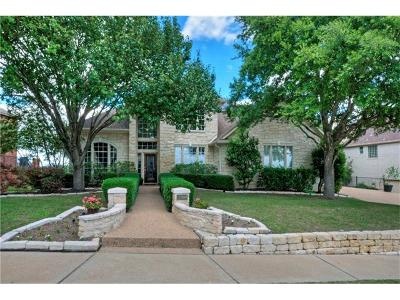 Austin Single Family Home For Sale: 11900 Mira Mesa Dr