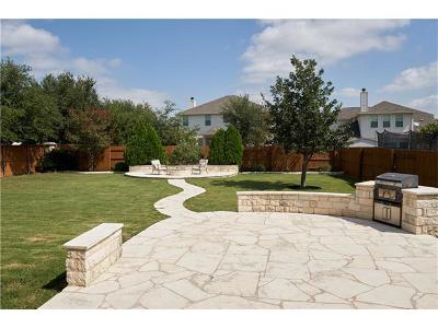 Pflugerville Single Family Home For Sale: 2800 Canyon Valley Run