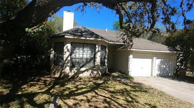 Single Family Home For Sale: 7711 Palacios Dr