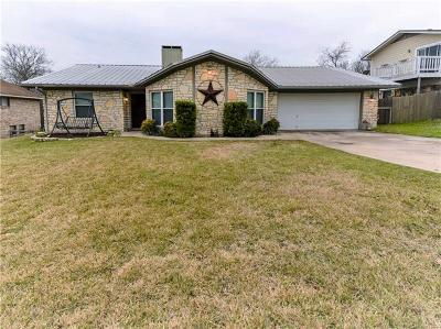 Belton Single Family Home For Sale: 7243 Woodlake Cir