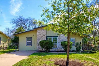 Travis County Single Family Home For Sale: 4801 Surrey Dr