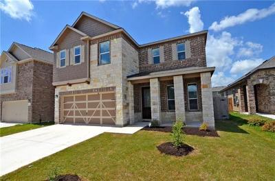 Del Valle Single Family Home For Sale: 12317 Ferrystone Glen Dr