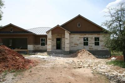 Horseshoe Bay Single Family Home For Sale: 824 Sun Ray
