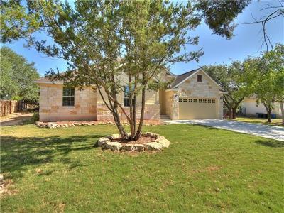Wimberley Single Family Home For Sale: 32 Ridgewood Cir