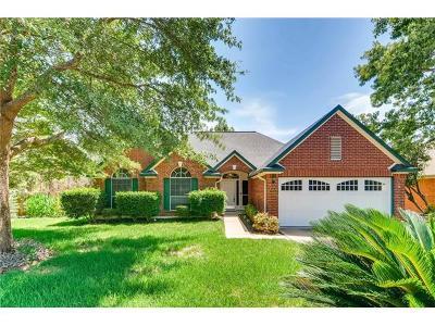 Williamson County Single Family Home For Sale: 7905 Monona Ave