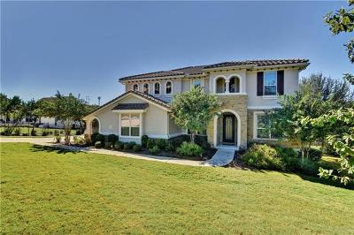 Austin Single Family Home Pending - Taking Backups: 203 Bella Montagna Cir