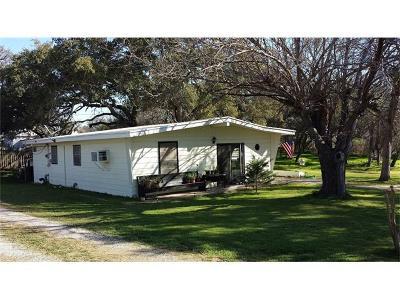 Burnet Single Family Home Pending - Taking Backups: 201 Clear Creek Rd