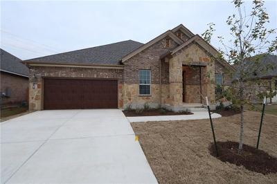 Hutto Single Family Home For Sale: 1210 Knowles Dr