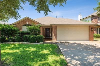 Pflugerville Single Family Home For Sale: 1500 Lochaline Loop