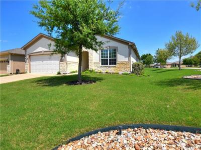 Georgetown TX Single Family Home For Sale: $327,900