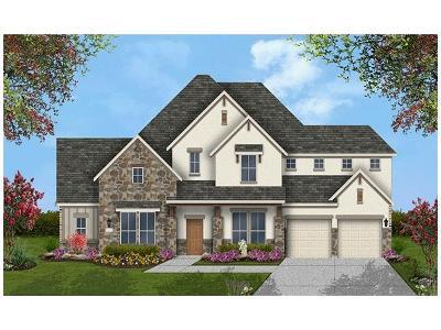 Lago Vista Single Family Home Pending: 7412 Turnback Ledge Trl