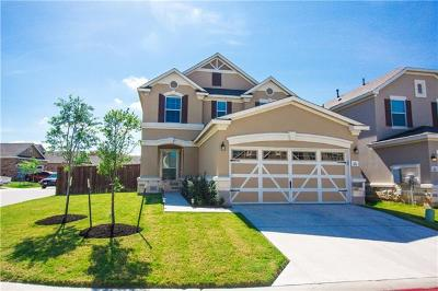 Hutto Single Family Home For Sale: 281 Danish Dr