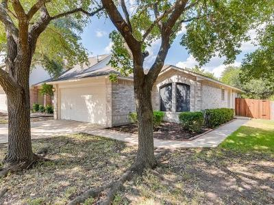 Austin Single Family Home For Sale: 1412 Canon Yeomans Trl