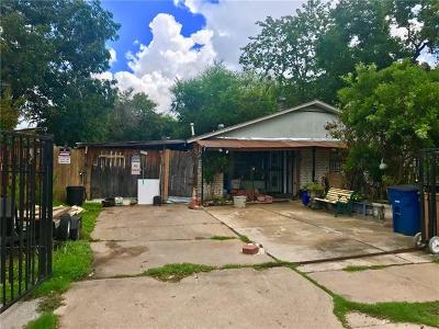 Austin Single Family Home For Sale: 1213 Lily Ter