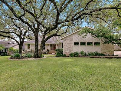 Austin Single Family Home For Sale: 7805 Lindenwood Cir
